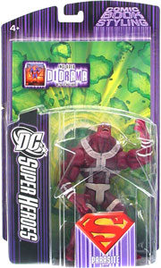 DC Superheroes - Parasite