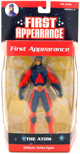 First Appearance - The Atom