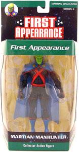 First Appearance - Martian Manhunter