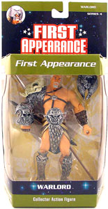 First Appearance - Warlord