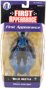 First Appearance - The Blue Beetle