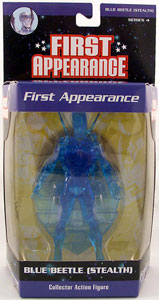First Appearance - The Blue Beetle Translucent Variant