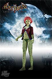 Arkham Asylum - Poison Ivy