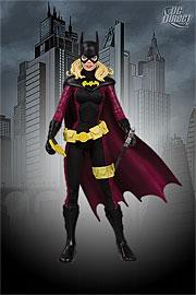 Batman Reborn - Batgirl