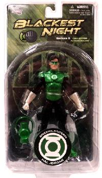 Blackest Night - Green Lantern Hal Jordan