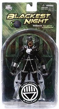 Blackest Night - Black Lantern Black Flash