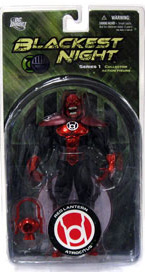 Blackest Night - Red Lantern Atrocitus