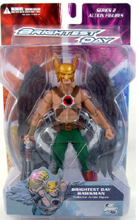 Brightest Day - Hawkman
