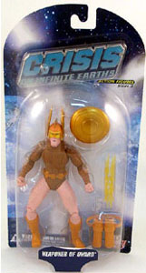 Crisis on Infinite Earths - Weaponer of Qward