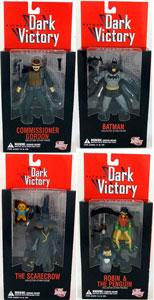 Batman Dark Victory Series 1 Set of 5