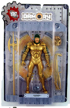 DC Armory - Aquaman