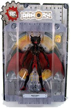 DC Armory - Powergirl as Nightwing