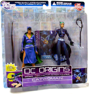 DC Origins - Catwoman 2-Pack