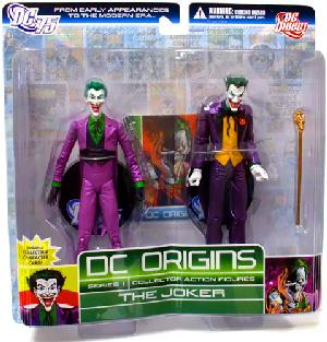 DC Origins - The Joker 2-Pack