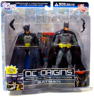 DC Origins - Batman 2-Pack