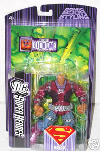 DC Superheroes Purple - Mongul