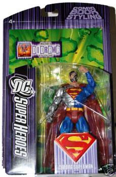 DC Superheroes - Cyborg Superman