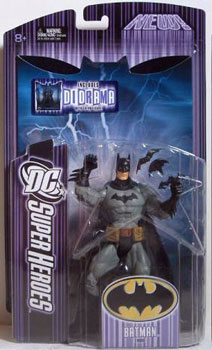 DC Superheroes - Batman (Black and Grey) Series7