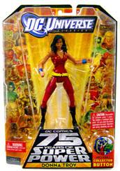 DC Universe - Donna Troy