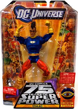DC Universe - Omac