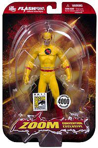 DC Universe SDCC 2011 - Flashpoint Professor Zoom