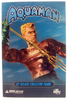 13-Inch Deluxe Collector - Aquaman