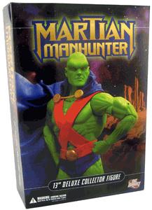 13-Inch Deluxe Collector - Martian Manhunter