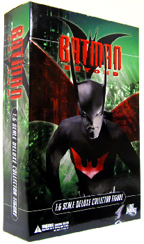 13-Inch Deluxe Collector - Batman Beyond