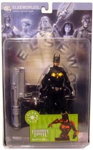 Elseworld Finest - Batgirl