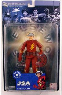 JSA Liberty Files - The Flash
