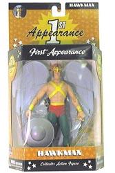 Hawkman 1st Appearance