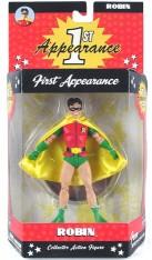 Robin 1st  Appearance