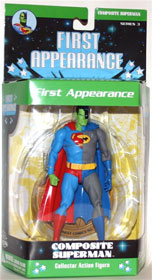 Composite Superman First Appearance