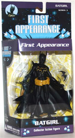 BatGirl Appearance