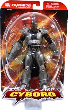 Flashpoint - Cyborg
