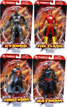 Flashpoint Series 1 - Set of 4