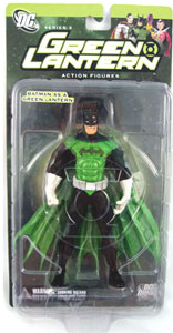 BATMAN AS A GREEN LANTERN