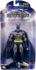 History of The DC Universe - Batman