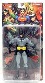 Identity Crisis: Batman