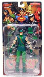 Identity Crisis Green Arrow