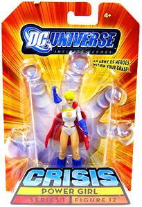 Infinite Heroes - Power Girl