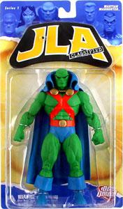 JLA Classified: Martian Manhunter