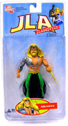 JLA Classified Classic - Aquaman