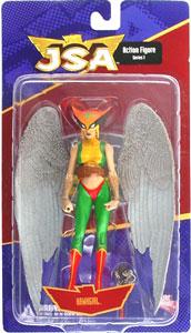 JSA- Hawkgirl