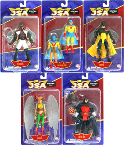 JSA Series 1 Set of 5