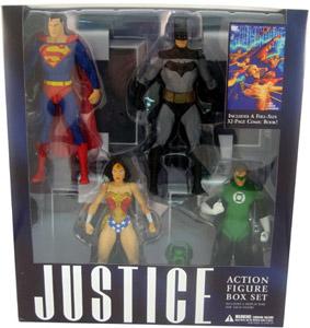 Alex Ross Justice League Box  Set