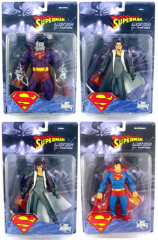 Superman - Last Son - Set of 4