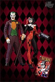 Joker and Harley Quinn - Mad Love Box Set
