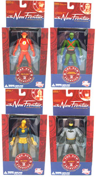 New Frontier - Series 2 Set of 4