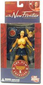 JLA: The New Frontier - Wonder Woman